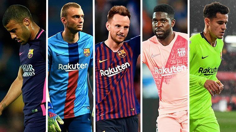 Este es el estado de la 'Operación Salida' del FC Barcelona