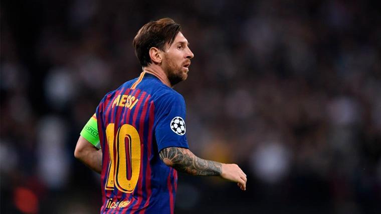 Pizzi analiza la influencia de Messi en el Barça y augura una gran final de Copa