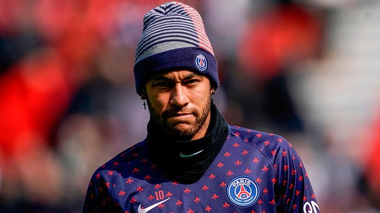 Neymar se fue a Brasil y se perdió el último entrenamiento del PSG sin el permiso de Tuchel
