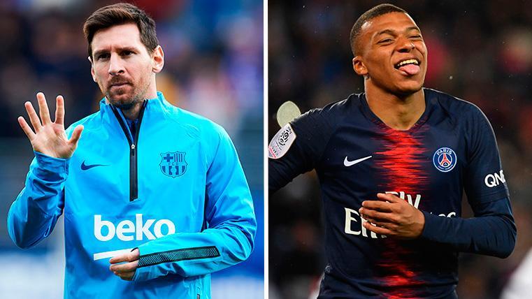Leo Messi vs Kylian Mbappé: La Bota de Oro 2019 se decide hoy