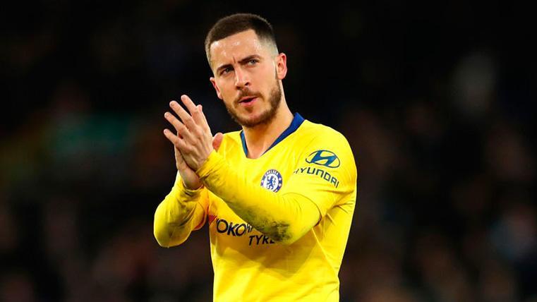 """Hazard habla de su futuro: """"Después de la final pasará lo que tenga que pasar"""""""
