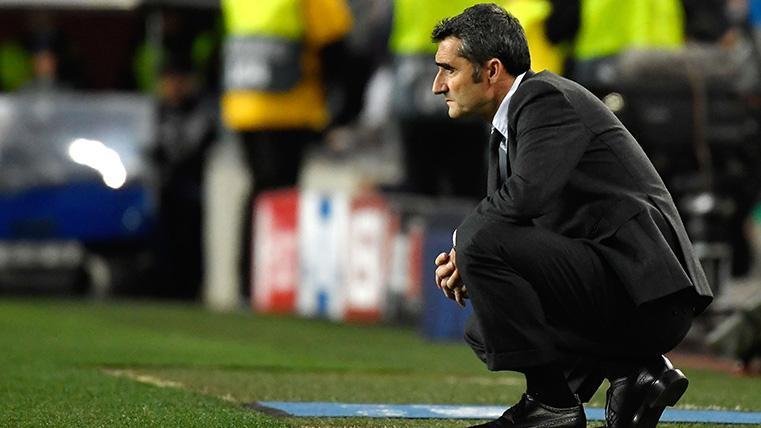Las dudas de Ernesto Valverde en el once que se jugará la Copa del Rey contra el Valencia