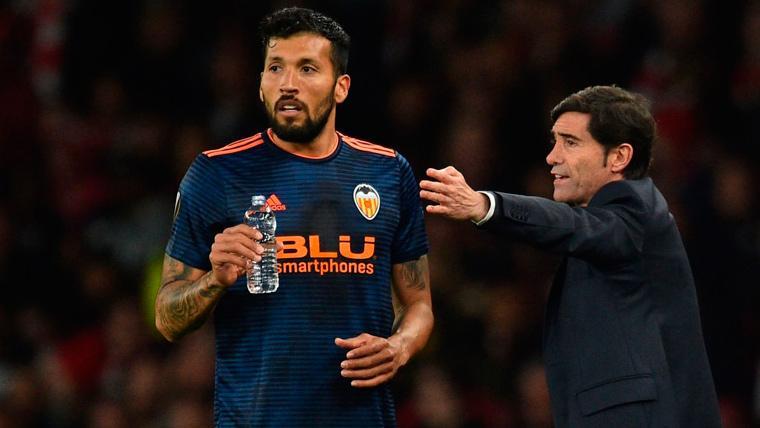 Sólo un jugador de la plantilla del Valencia ha ganado la Copa del Rey