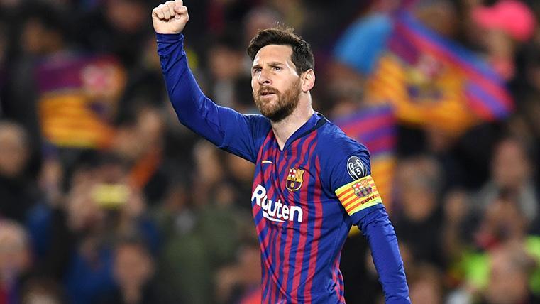 Messi y Bartomeu se vieron el sábado pasado en casa del argentino para hablar