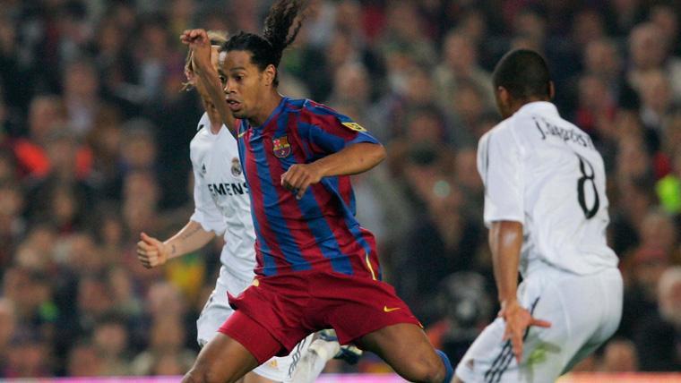 Un ex del Real Madrid se retira ilusionado por haber jugado junto a Ronaldinho