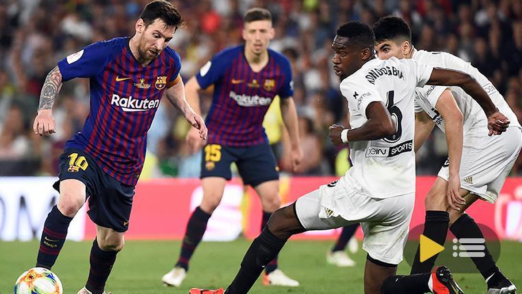 Vídeo resumen: FC Barcelona 1 Valencia 2 (Final de la Copa del Rey 2018-19)