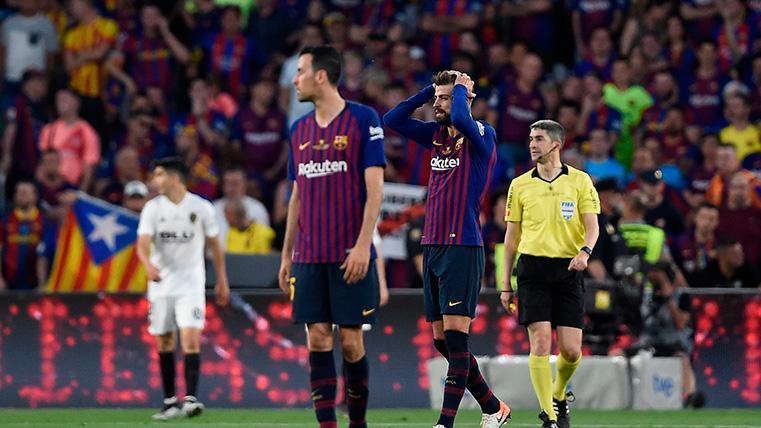 Del cielo al infierno: Dos malos partidos del Barça mandan una gran temporada al traste