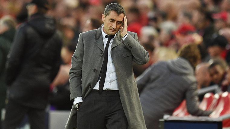 Situación delicada para Ernesto Valverde... Aunque seguirá entrenando al Barça