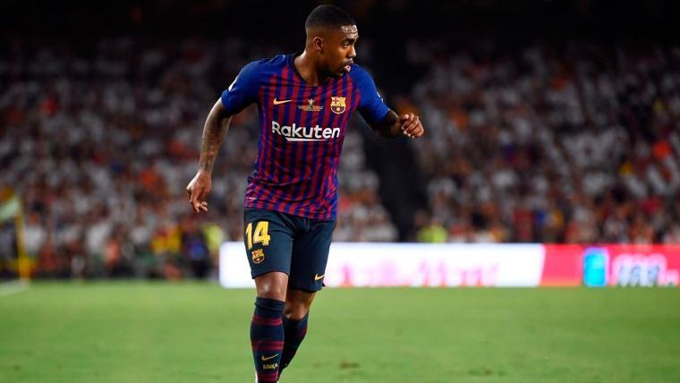 Malcom mejoró al Barça... Y podría marcharse sin saber si puede triunfar como azulgrana