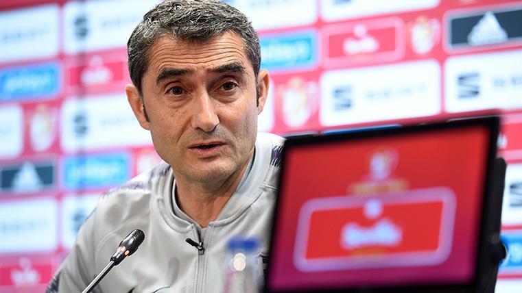 """Valverde se siente fuerte: """"Hay que aguantar el tirón"""""""