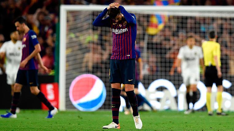 El Barça se quedó a las puertas de superar el récord de Copas consecutivas en el Villamarín