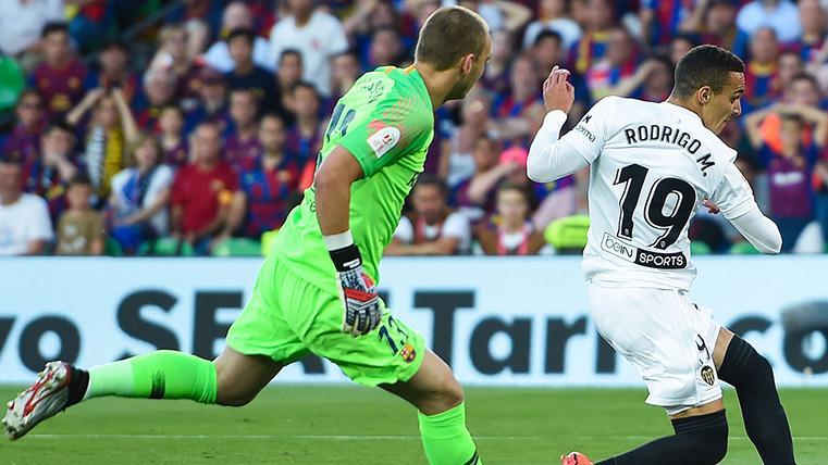 Cillessen no pudo hacer pleno de Copas y se marchará del Barça con derrota