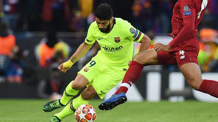 Suárez y el Barça se confiaron, el '9' se operó y los culés jugaron la final sin delantero
