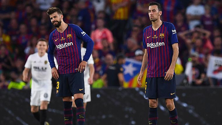 El Barça puso fin a una racha triunfal de finales consecutivas ganadas