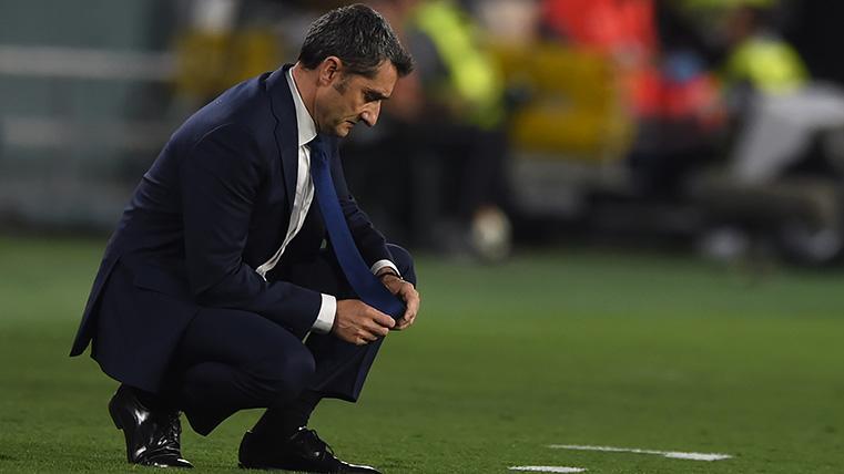 Las decisiones más discutibles de Ernesto Valverde en el once de la final de Copa
