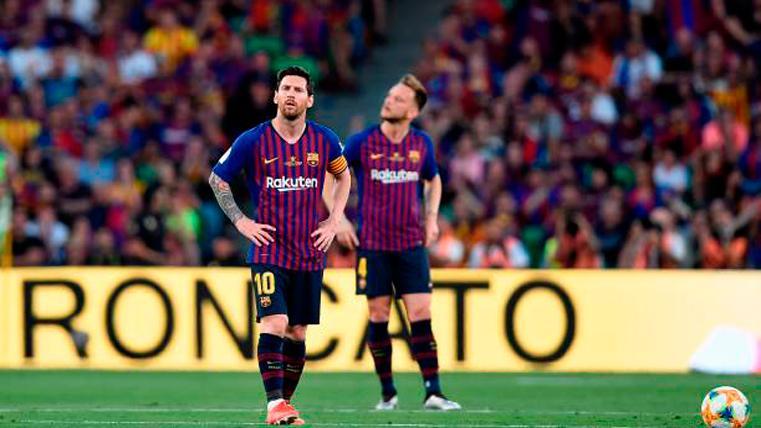 El mensaje del FC Barcelona después de la derrota en la final de la Copa del Rey