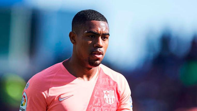 Aseguran que Malcom no va a estar en el Barcelona 2019-20