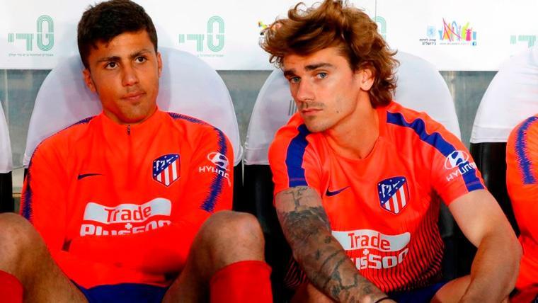 Rodri Hernández ya tendría una oferta del Atlético y debe resolver su futuro