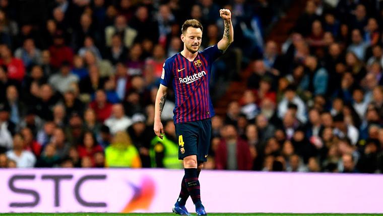Rakitic no pondría fácil al Barcelona su traspaso: quiere seguir
