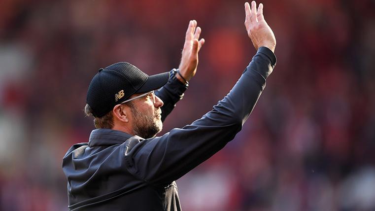 Fabinho asegura que Klopp fue clave en la remontada del Liverpool al Barça