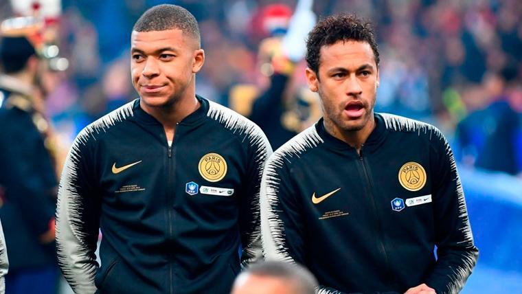 Tuchel analiza las necesidades deportivas de Neymar y Mbappé