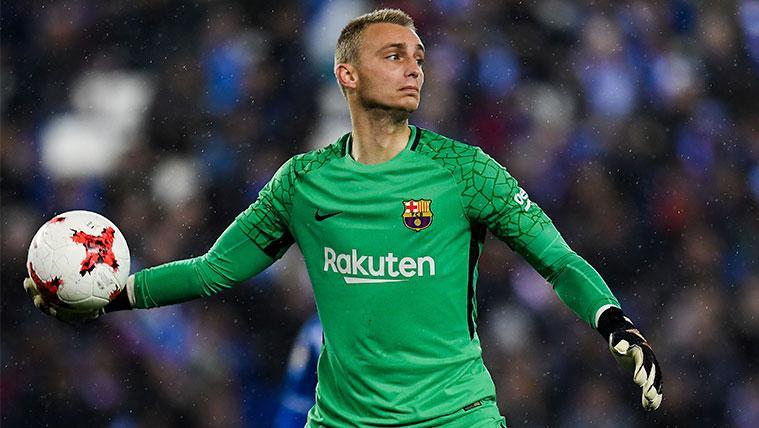 Cillessen lamenta las exigencias del Barça y señala sus intenciones de futuro