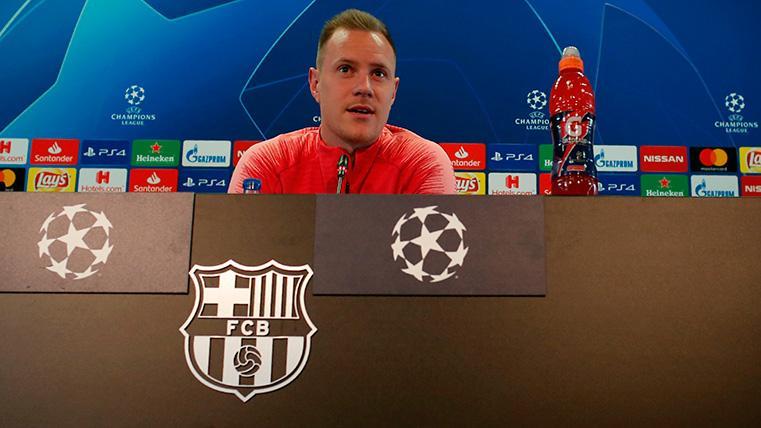 Carta abierta de Ter Stegen para la afición del FC Barcelona