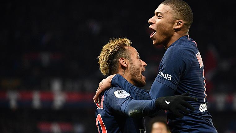Dugarry pide a Neymar y Mbappé que se mojen sobre su futuro
