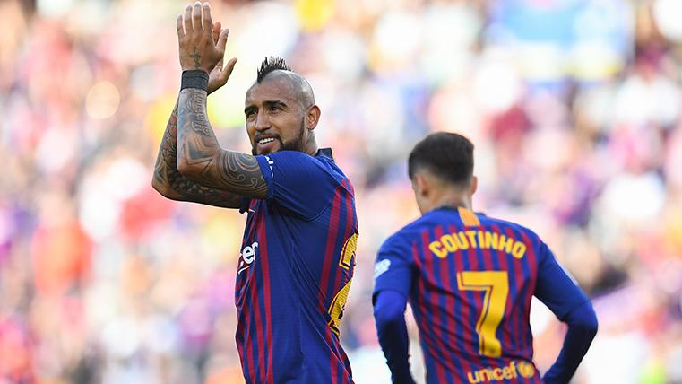 "Luka Modric ensalza la figura de Arturo Vidal: ""Es un jugador top"""