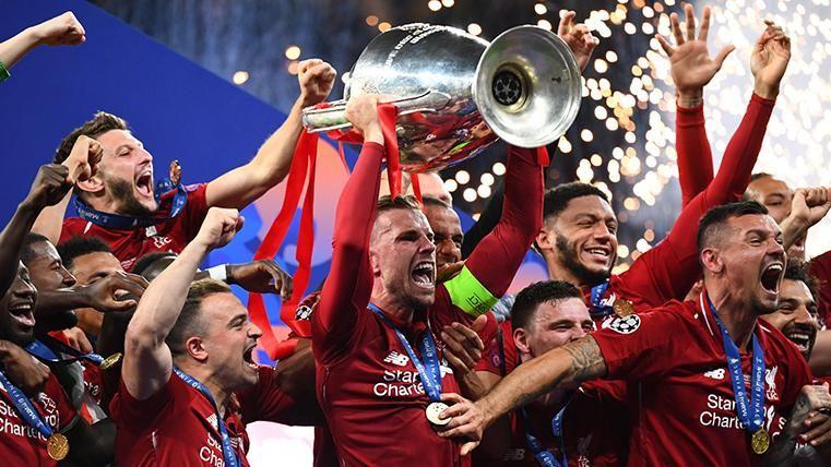 El Liverpool supera al Tottenham y conquista la Champions League más 'british' (0-2)