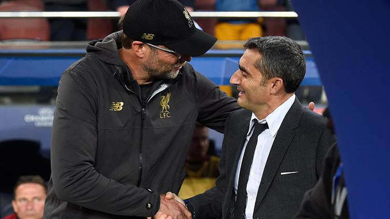El Liverpool, con Klopp en el banquillo, es la envidia de buena parte del barcelonismo