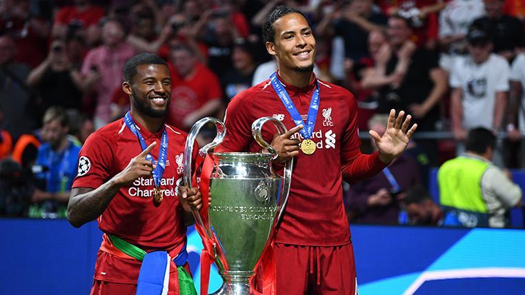 Sólo hay un jugador del Liverpool que puede disputar el Balón de Oro 2019 a Leo Messi