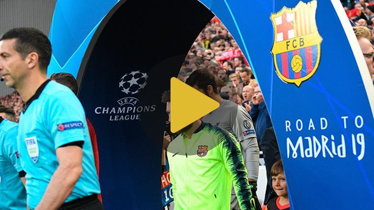 Leo Messi, máximo goleador de la Champions League 2018-19