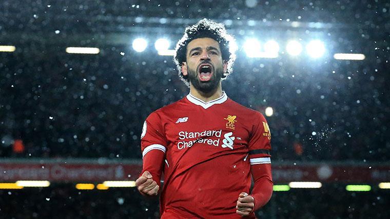 Salah: de lesionarse por la 'llave' de Sergio Ramos a lograr la Champions un año después
