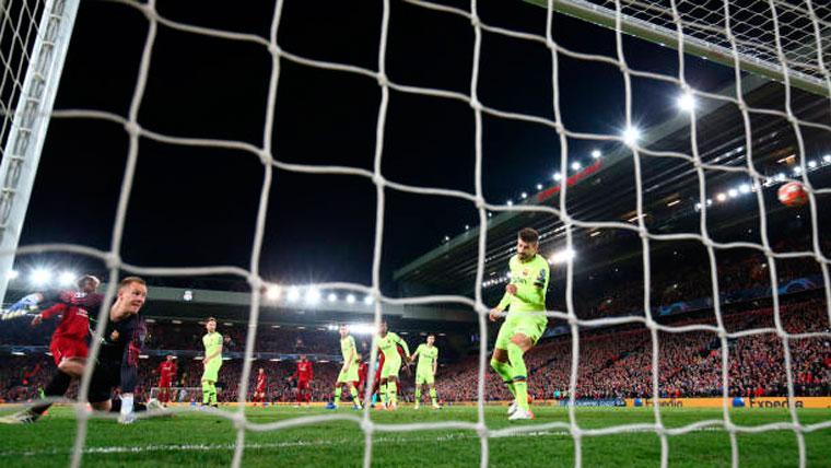 La final que pudo ser y no fue para el Barcelona de Valverde