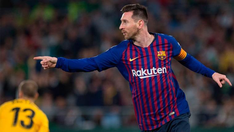 Messi supera a Mbappé y para 'ESPN' es el mejor jugador de la temporada 2018-19