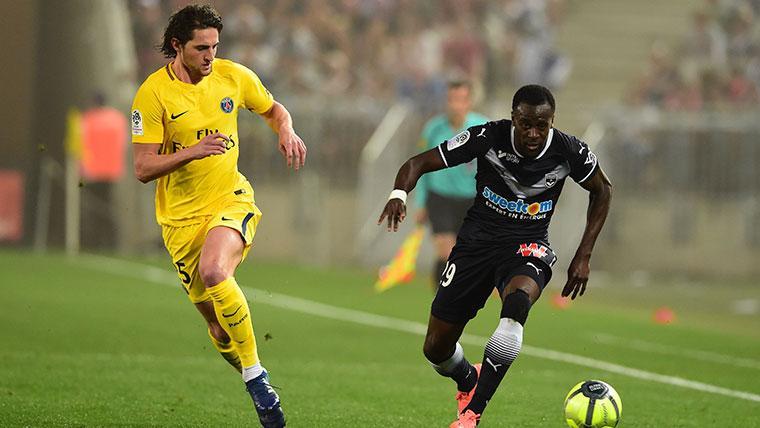 La Premier League acelera por un Adrien Rabiot pendiente de dos ofertas