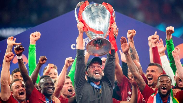 El Liverpool ya trabaja para renovar el contrato de Jürgen Klopp