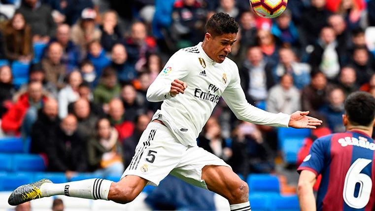 """Varane no se 'moja' con Mbappé: """"No he hablado con él sobre el Real Madrid"""""""