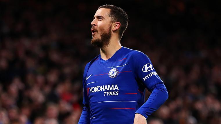 Eden Hazard le costará al Madrid unos 120 millones y podría ser oficial esta semana