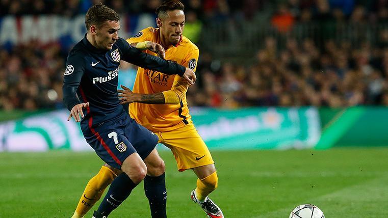 Griezmann y Neymar provocan una crisis moral en el Barcelona
