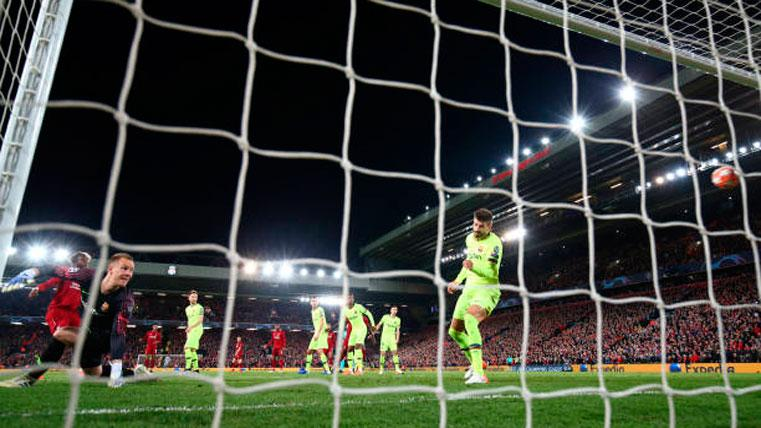 El llamativo dato del Barça en la última edición de la Champions
