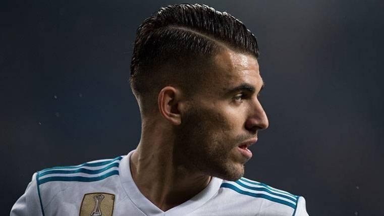 Dani Ceballos da marcha atrás en sus críticas a Zinedine Zidane