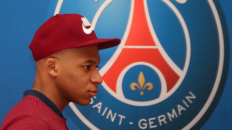 Aseguran que Mbappé se ha hartado del PSG y que quiere irse al Madrid