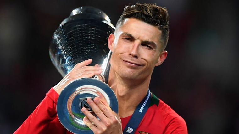 Cristiano Ronaldo presume de trayectoria y habla sobre el Balón de Oro