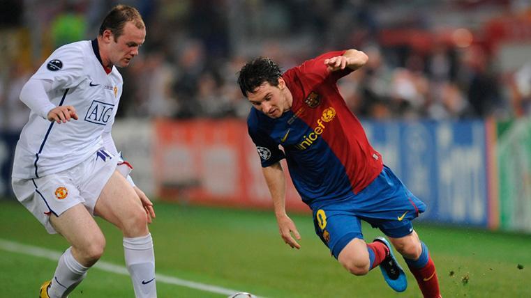 Rooney cree que el proyecto del United no se arregla fichando a Messi, Cristiano o Bale