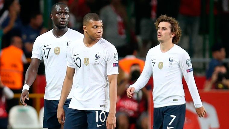 En Francia preocupa la actitud que ha tomado Kylian Mbappé