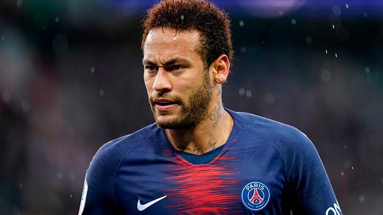 DISTANCIAMIENTO: Neymar Jr querría irse y en el PSG están hartos de sus polémicas