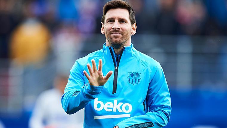 Leo Messi, el deportista mejor pagado del mundo en 2019 según Forbes