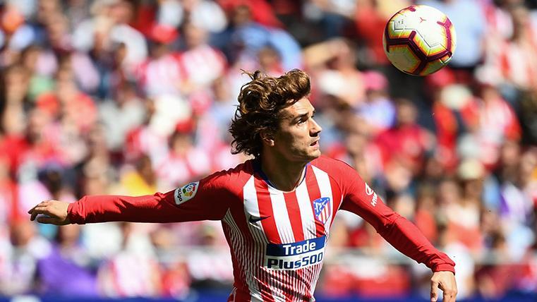 BOMBA: ¡Gil Marín asegura que Antoine Griezmann fichará por el FC Barcelona!